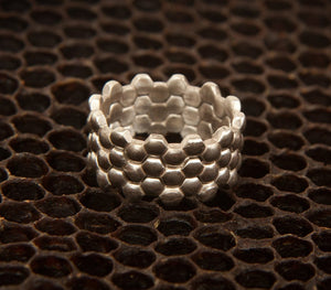 Stacking Hexagon Rings