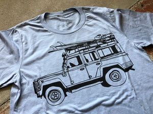 VW Surf Bus - Unisex Tee