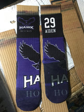 Load image into Gallery viewer, Customized sock- All over print- Custom elite socks