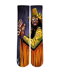 Macho Man Randy Savage socks