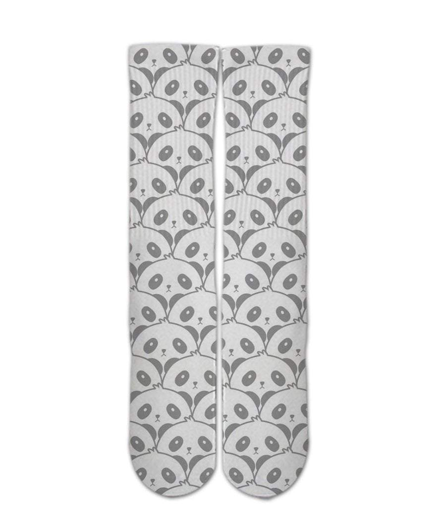 Cool Design Socks-Baby panda sock design-3d printed socks - Dope Sox Official-Elite custom socks