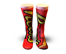 Load image into Gallery viewer, Reeses Peanut butter cup socks - DopeSoxOfficial