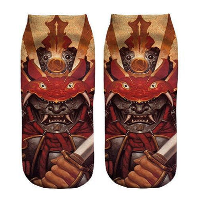 Samurai  Ankle socks