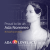 Ada Lovelace Award Nominee