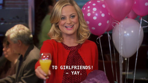 Leslie Knope Galantine's Day