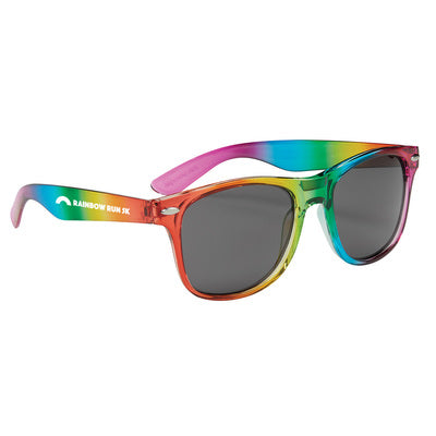 Personalized Rainbow Sunnies