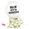 ROLLIN' WITH THE HOMIES Hip Hop Collection Badass Balloons