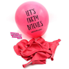 Let's Party Bitches! Bachelorette & Birthday Balloons. Natural Latex. 100% Biodegradable. Badass Balloons. Party Supplies. - badassballoonco