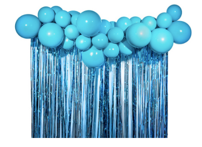 Teal Badass Balloon Co Installation Kit