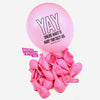 YAY Someone Wants to Marry Your Crazy Ass Bachelorette & Birthday Balloons. Natural Latex. 100% Biodegradable. Badass Balloons. Party Supplies.