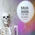 Dead Inside: Still Down to Party Flashing LED Halloween Badass Balloon