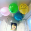 Badass Birthday Balloon Pack by Badass Balloon Co. Badass Balloons for Badass People. Funny balloons. Offensive Balloons and Party Favors - badassballoonco