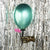 Green Chrome Balloons Pack