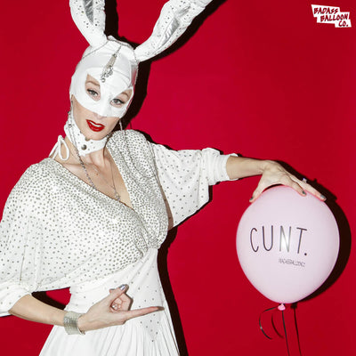 Cunt Mature Balloon - Badass Balloon Co