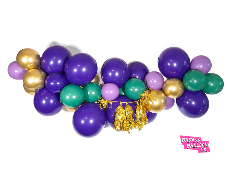 Mardi Gras Badass Balloon Installation Kits