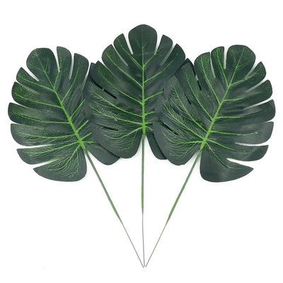 12 ct Monstera Leaves- Welcome to the jungle