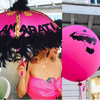 Personalized Balloons by Badass Balloon Co.