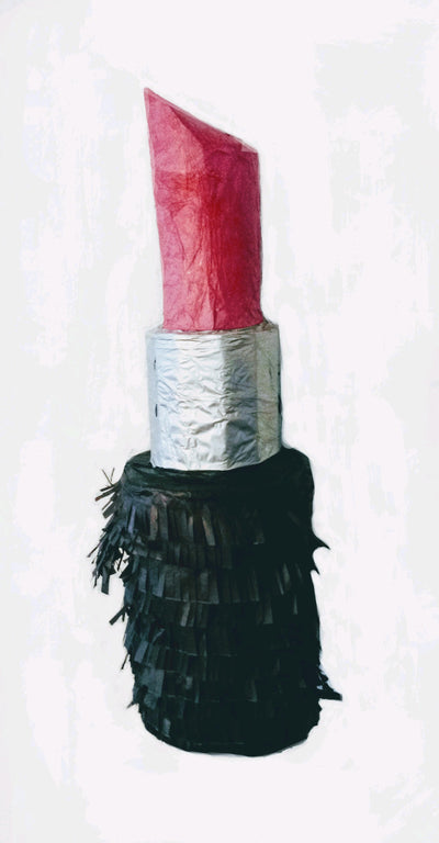 Badass Party Pinatas: Lipstick