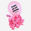 Thanks for Not Ghosting Badass Balloon. Birthday Balloons, Party Favors for Adults - badassballoonco