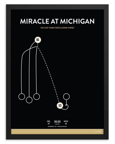 Miracle at Michigan