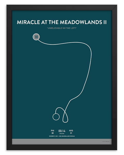 Miracle at the Meadowlands II