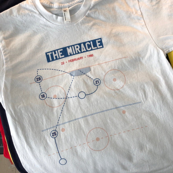 Miracle on Ice Shirt - Medium