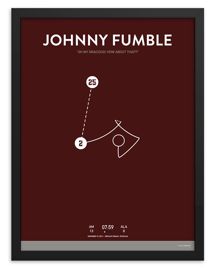 Johnny Fumble