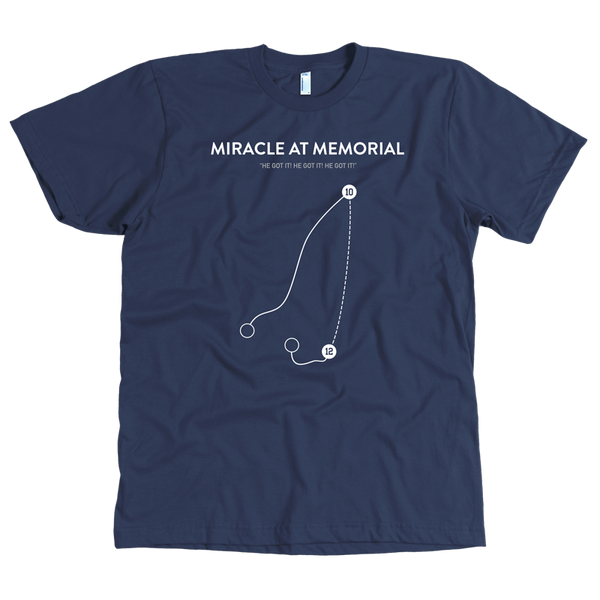 Miracle at Memorial Shirt