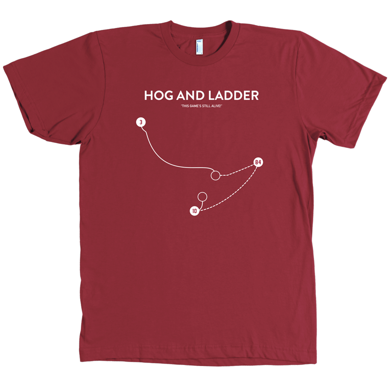 Hog and Ladder Shirt