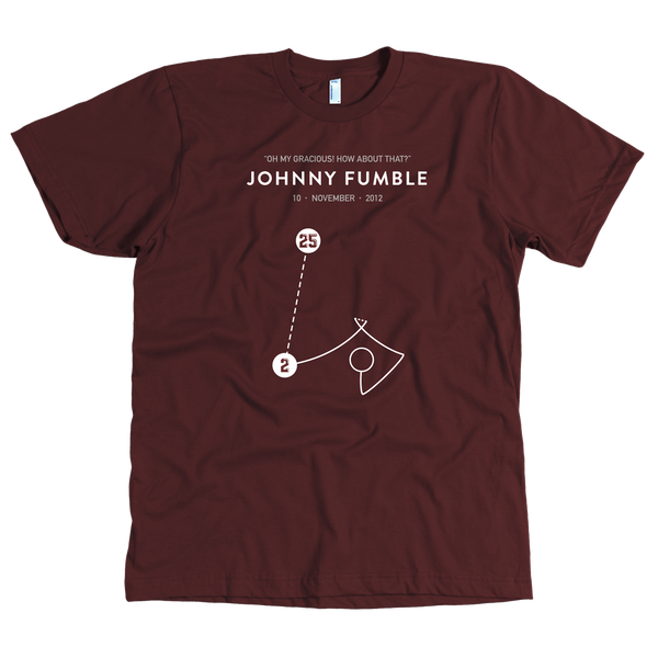 Johnny Fumble Shirt