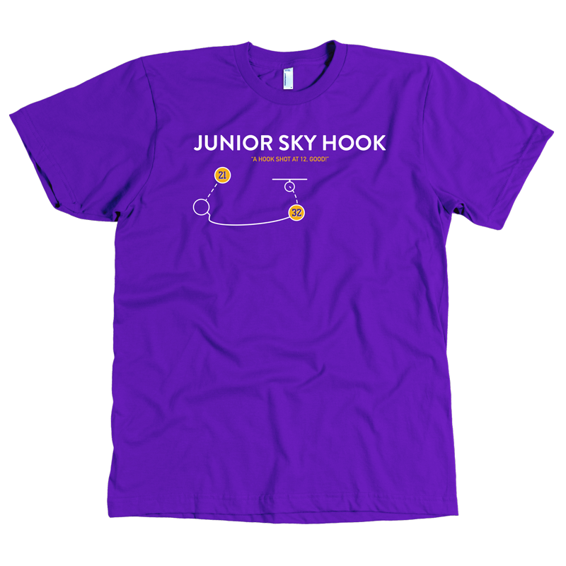 Junior Sky Hook Shirt