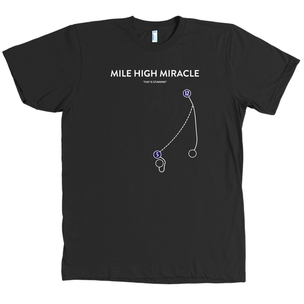 Mile High Miracle Shirt
