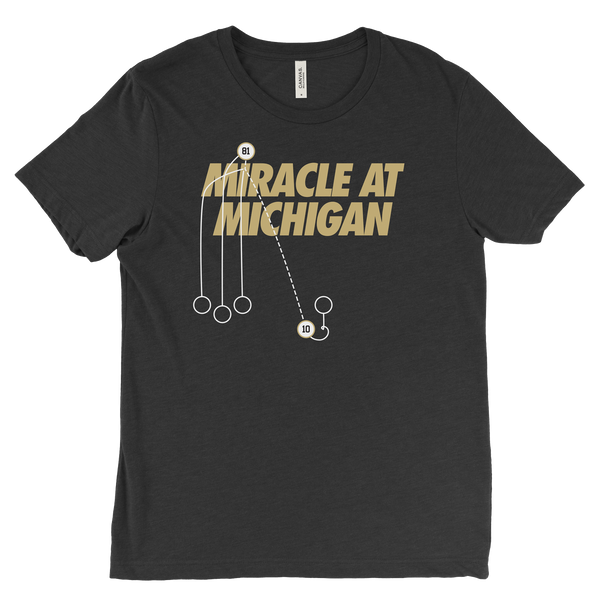 Miracle at Michigan Shirt