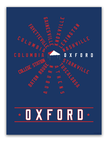 Oxford, Mississippi