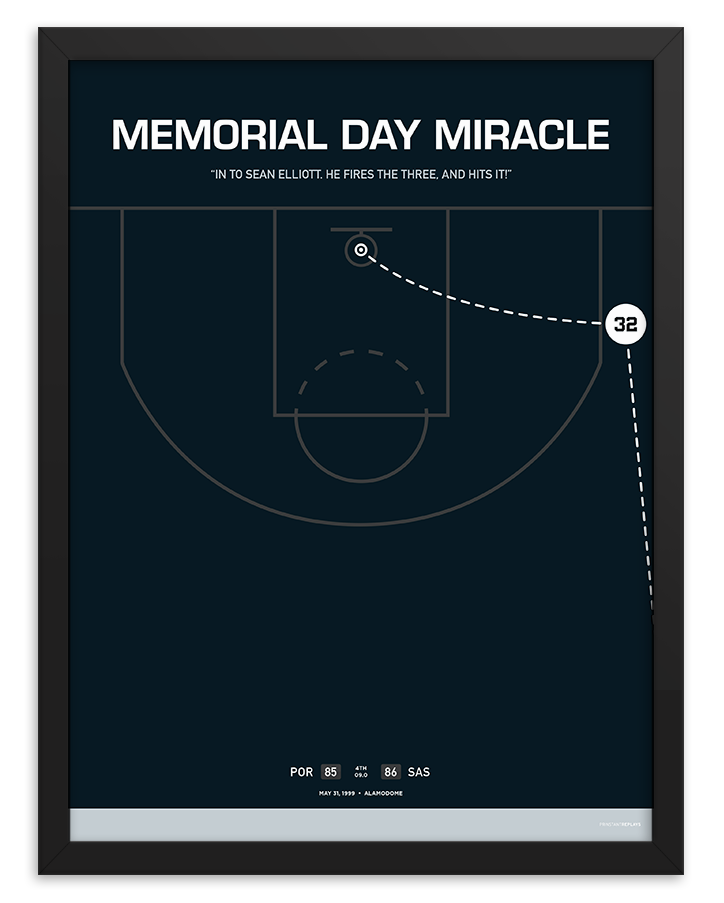 Memorial Day Miracle