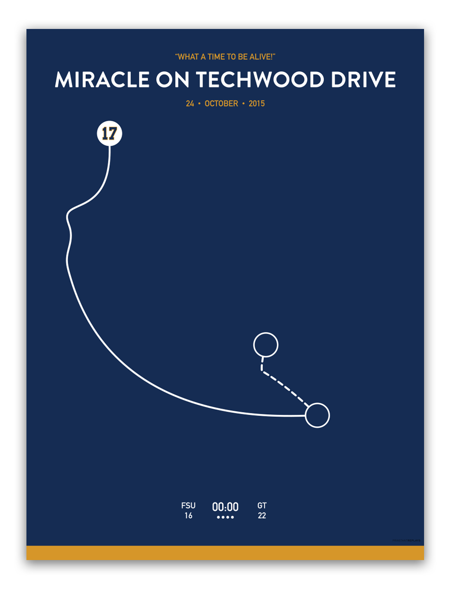 Miracle on Techwood Drive