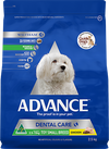 Advance Adult Toy Small Breed Dental Care 2.5kg