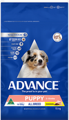 Advance Puppy All Breed 20kg at Buckhams General Produce
