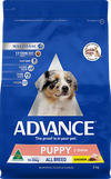 Advance Puppy All Breed 3kg at Buckhams General Produce