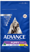 Advance Puppy Large+ Breed 15kg at Buckhams General Produce
