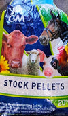 AGM Stock Pellets 20kg