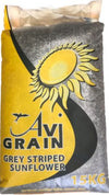 Avigrain Grey Striped Sunflower Seed 15kg