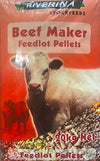 Riverina Beef Maker Feedlot Pellets 20kg