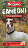 Dogpro Game On! Active Hunting Dogs 20kg