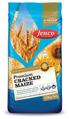 Jenco Premium Cracked Corn (maize) 20kg at Buckhams General Produce
