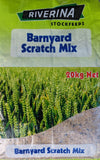 Riverina Barnyard Scratch Mix 20kg at Buckhams General Produce