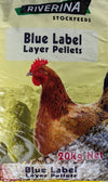 Riverina Blue Label Layer Pellets at Buckhams General Produce
