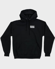 Crest Logo Pullover Hoodie, Sweatshirt, DETROIT HUSTLES HARDER® - DETROIT HUSTLES HARDER®