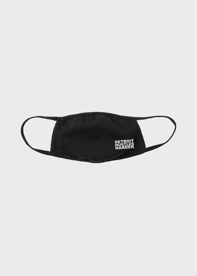 Classic Logo Side Print Face Mask