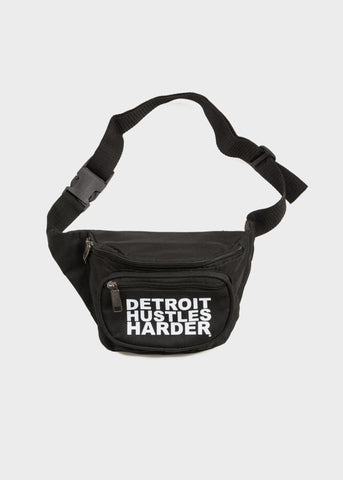 DETROIT HUSTLES HARDER® 3x5 Foot Flag